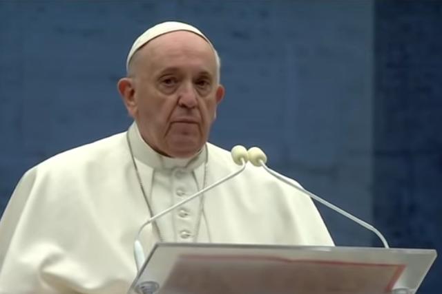 Homilía del Papa Francisco