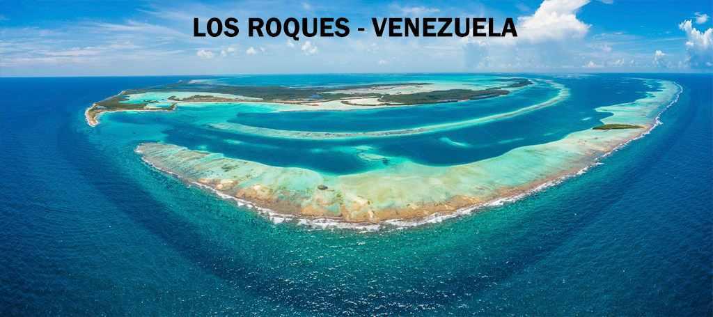 Portal Los Roques-Venezuela