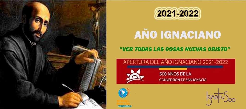 Slider Año Ignaciano 2021-2022